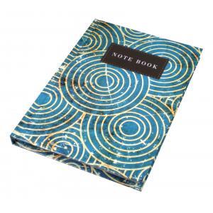 Záznamová kniha 150 listov A5 mix vzorov