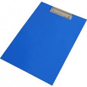Písacia podložka lamino A4 modrá