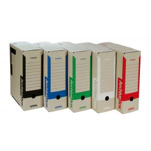 Archívny box EMBA TYP I/110/ACT modrý