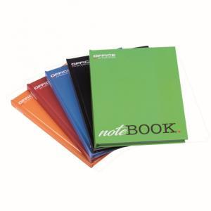 Záznamová kniha Office Products A5 96 listov linajková