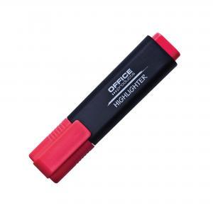 Zvýrazňovač Office Products červený
