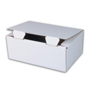 Poštová škatuľa 302x207x110mm biela
