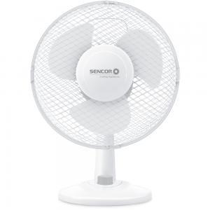 Ventilátor stolný Sencor SFE 2327WH