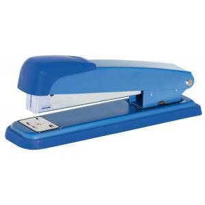 Zošívačka kovová na 40 listov Office product modrá