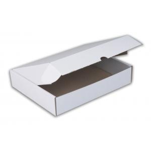 Poštová škatuľa 235x185x46mm biela