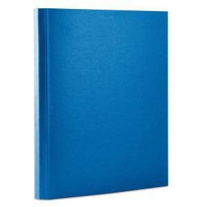 Kartónový box so suchým zipom 40mm Office products modrý