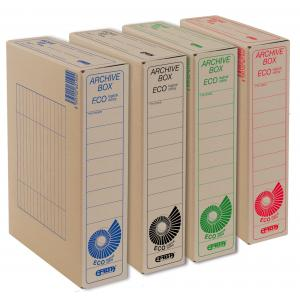 Archívny box EMBA TYP I/75/ECO modrý