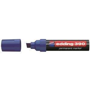 Permanentný popisovač edding 390 modrý