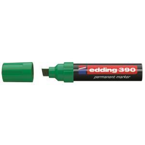 Permanentný popisovač edding 390 zelený
