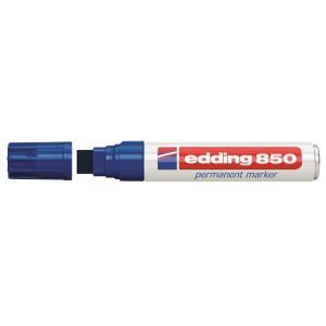 Permanentný popisovač edding 850 modrý