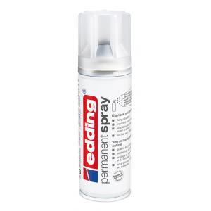 Akrylový sprej edding 5200 bezfarebný lak matný