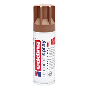 Akrylový sprej edding 5200 matný lieskovo orieškový