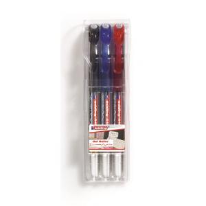 Sada rollerov edding 2185/3 S štandardné farby