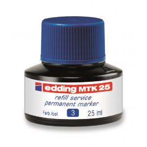 Atrament edding MTK 25 modrý