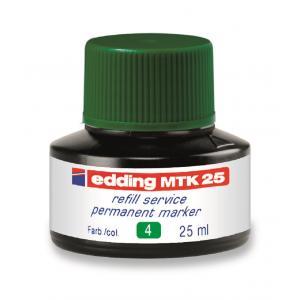 Atrament edding MTK 25 zelený