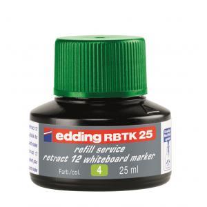 Atrament edding RBTK 25 zelený