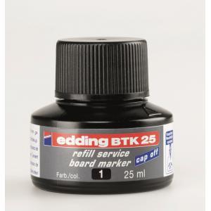Atrament edding BTK 25 čierny