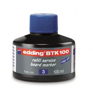 Atrament edding BTK 100 modrý