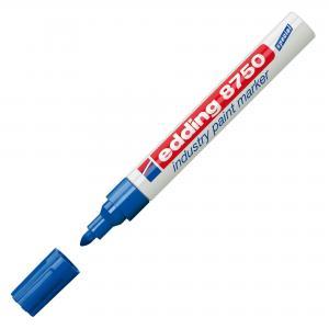 Lakový popisovač edding 8750 modrý