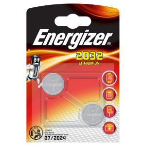 Bateria Energizer CR2032 gombíková 2ks