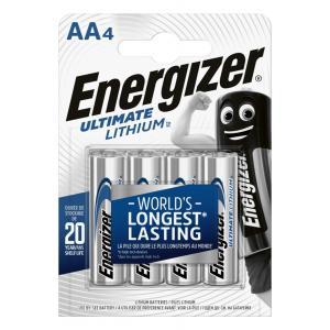 Batéria Energizer Lithium FR6/4 ks v balení