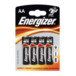 Batérie Energizer Alkaline Power AA-LR6/4 tužkové