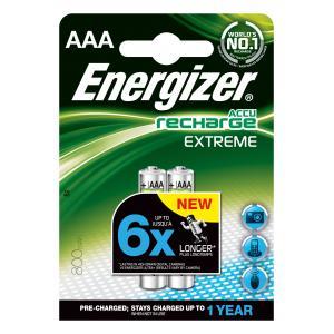 Batérie Energizer dobíjateľné AAA-HR03/2 800mAh mikrotužkov