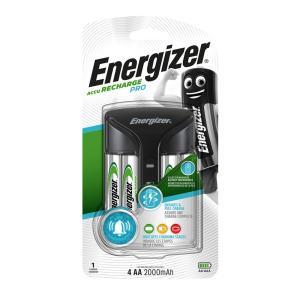 Inteligentná nabíjačka Energizer Pro charger 4xAA2000mAh NiM