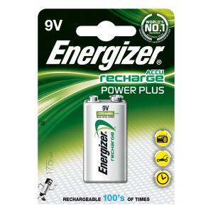 Batérie Energizer dobíjateľné  9V 175 mAh