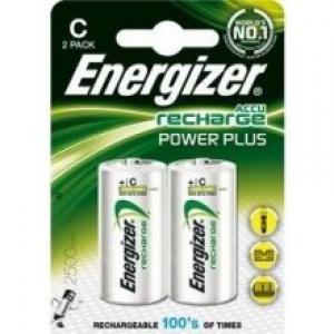 Batérie Energizer dobíjateľné HR14/2 2500 mAh malý monočláno