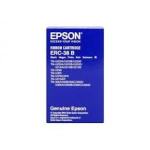 Páska Epson ERC-38B black pre TM210/220/300 BIXOLON SRP-270/275 black