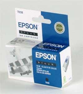 Atrament Epson T03814 čierna