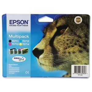 Atrament Epson T07154010 CMYK