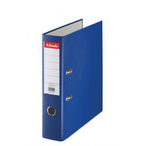 Pákový zakladač Economy 7,5cm modrý