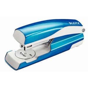 Zošívačka Leitz New NeXXt WOW 5502 metalická modrá