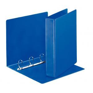 Zakladač prezentačný Esselte 6,2cm 4D-krúžkový modrý