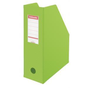 Stojan na časopisy Esselte VIVIDA 10 zelený