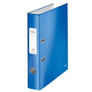 Zakladač pákový Leitz 180° WOW 5cm modrý