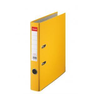 Pákový zakladač Economy 5cm žltý