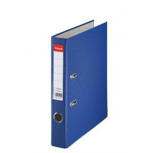 Pákový zakladač Economy 5cm modrý