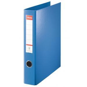 Zakladač 4-krúžkový s D-krúžkom celoplastový 5,8 modrý