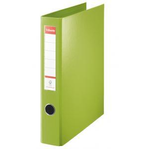 Zakladač 4-krúžkový s D-krúžkom celoplastový 5,8 zelený