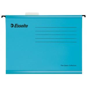 Závesný obal Esselte Classic modrý