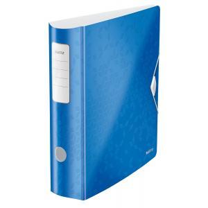 Zakladač pákový Leitz 180° Active WOW 8,2cm modrý