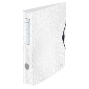 Zakladač pákový Leitz 180° Active WOW 6,5cm biely