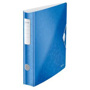 Zakladač pákový Leitz 180° Active WOW 6,5cm modrý