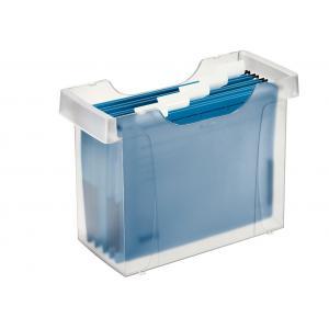 Zásobník na závesné obaly Leitz Plus ľadový