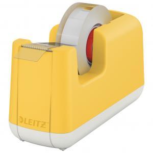 Odvíjač pásky Leitz Cosy teplý žltý