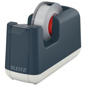 Odvíjač pásky Leitz Cosy zamatový šedý
