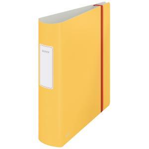 Zakladač pákový Leitz Active Cosy 8,2cm teplá žltá